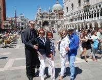 Наша мечта! Свадебное путешествие в Венецию с самыми Важными для нашей семьи людьми!