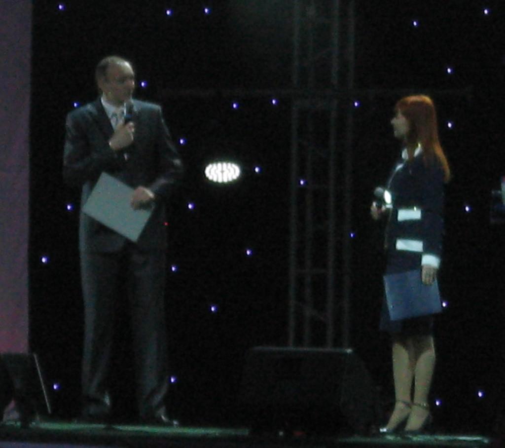 На международном Форуме предпринимателей