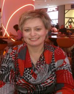 Ирина Журавская о себе